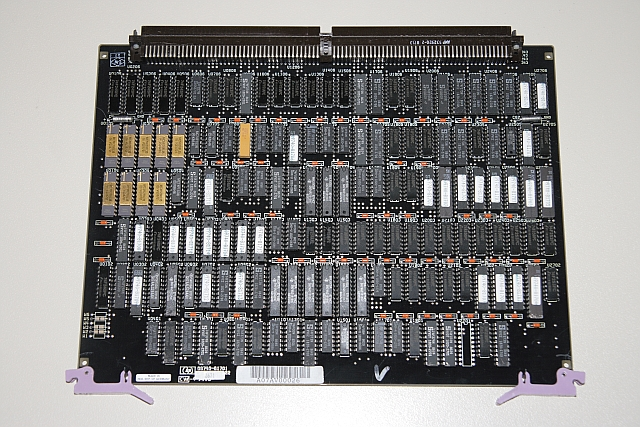 CPU-Board: Execution Unit