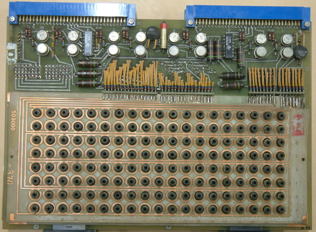 ROM module of the Mincal 523
